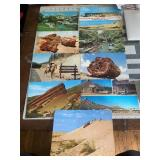 Lot of Large and Jumbo Travel Postcards