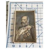 King Edward VII Antique Embossed Post Card