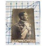Wonderful Prince Author Studio Photo Postcard