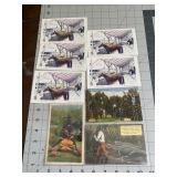 Nice lot of Black Americana Postcards