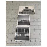 Lot of 3 Airport Entrance Photos Dulles
