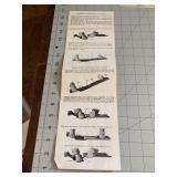 Vintage Western Field Shotgun Instructions