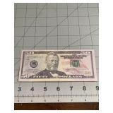 Prop 50 Dollar Bill Movie Money Motion Picture