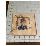 Uncle Sam Christmas Card to Military Man War