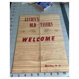 Large Luciens Old Taven Berlin NJ Menu