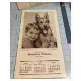 Youngstown Vindicator Newspaper Calendar