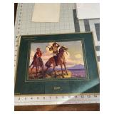 Thos D Murphy 1937 Salesman Sample Calendar