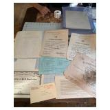 Huge Lot of Soldier Military Records