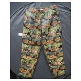 Asian East Wear Pants