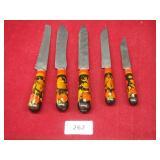 Vintage Knife Set