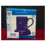 Mug & Warmer Set