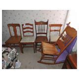 Chairs/Rocker