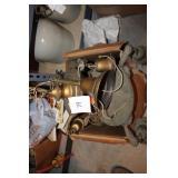 Gas & Electric Light Parts