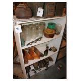 Shelf, Jars & More