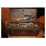 Craftsman Toolbox & Tools