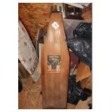 Antique Ironing Board & More