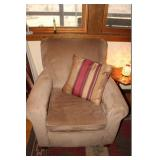 Love Seat, Chair & Stand