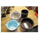 Canning Jar & Crocks
