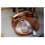 Wicker Baskets & More