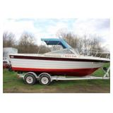 Penn Yan Cuddy Cabin Boat