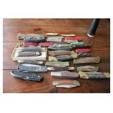 Folding Pocket Knives