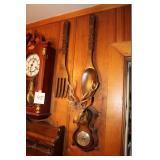 Clock, Shelf & More