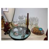 Assorted Glass & More
