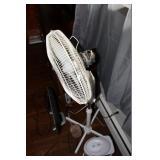Fan, TV & Heater