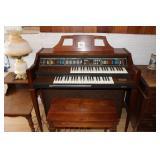 Electric Organ & Stool