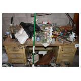 Kneehole Desk & More