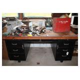Metal Desk & More