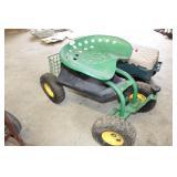 Garden Buggies & Hand Truck