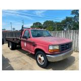 Commercial F-350 Dually Flat Bed A Fram