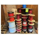 Spools of Electric Wire