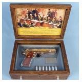 Colt 1911 WWII Comm. Rheims 1945, .45 Cal. Pistol