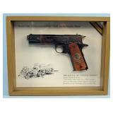 Colt 1911 WWI Chateau-Thierry Comm. .45 ACP Pistol