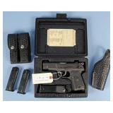 Ruger P85 Semi Auto 9mm Pistol