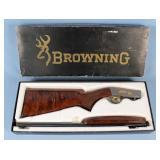 Browning SA-22 Grade VI Grayed Semi-Auto Rifle