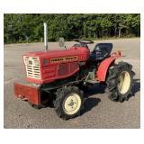 1979 Yanmar YM1401D 4WD Diesel Tractor