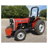 1999 Massey Ferguson 243 Diesel 52 HP Tractor