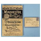 1891 Winchester Repeating Arms Co. Catalog