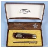 Sheriff Buford Pusser Camillus Pocket Knife 1970