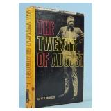 The 12th of August, Book Signed by Buford Pusser