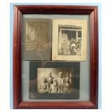 Circa 1900 Memphis Confederate Reunion Photographs