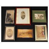 Group of Six Photographs, U.S. Grant, GAR Etc.