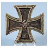 WWII German Iron Cross 1st Klasse L13