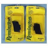 2 Remington 541T, 541S & 581 Five Shot Magazines