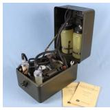 Vietnam War M1200 Field Surgical Suction Apparatus