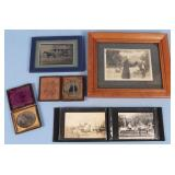 Collection of Horse Photos & Postcards C. 1900