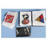 58 US Military Patches and Soldier Photos